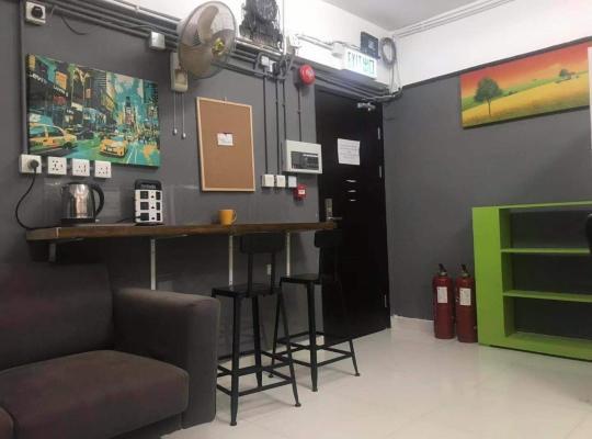 รูปภาพจากโรงแรม: Hi Backpackers (Hong Kong Hostel Group)