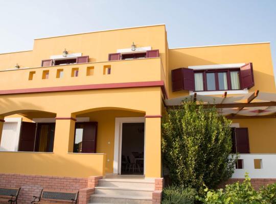 Hotel foto 's: Villa in Kokkali Leros