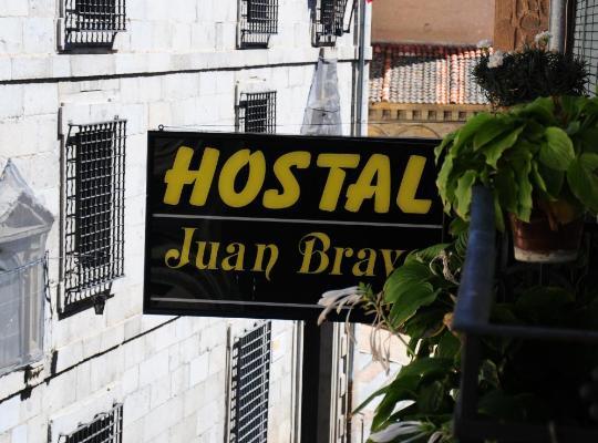 Хотел снимки: Hostal Juan Bravo