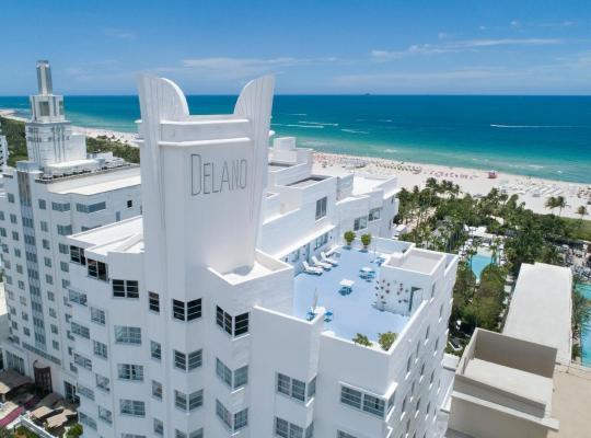 Képek: Delano South Beach