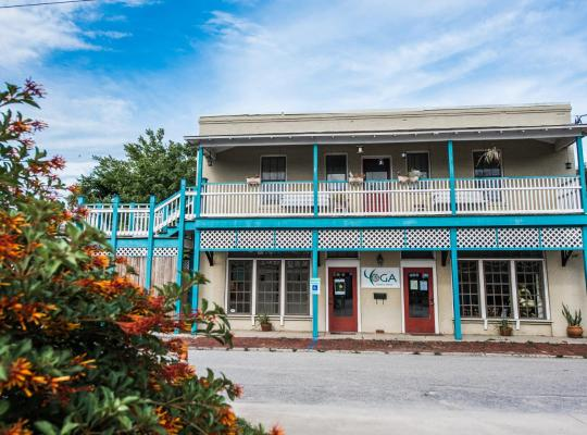 Hotel bilder: Discovery Yoga Hostel