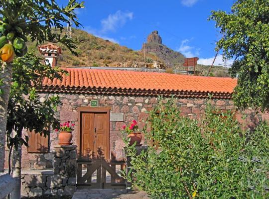รูปภาพจากโรงแรม: Casa rural La Solana
