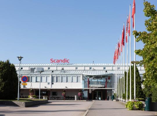Hotel fotografií: Scandic Ikaalisten Kylpylä