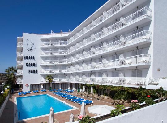Hotel bilder: Hotel Garbi Park & AquasPlash