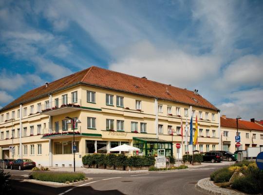 Хотел снимки: Hotel Restaurant Florianihof