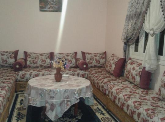 Otel fotoğrafları: Appartement Belle Salma