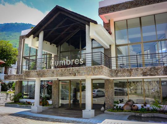 Hotellet fotos: Las Cumbres Eco-Hotel, Termalismo y Spa