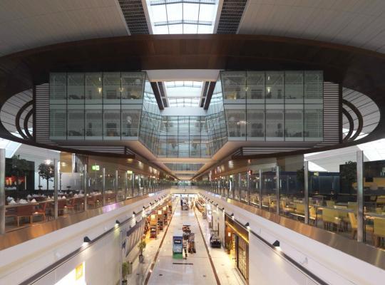 Hotel bilder: Dubai International Terminal Hotel