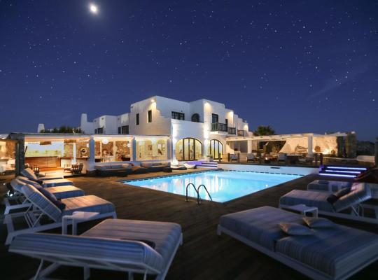 Foto dell'hotel: Tharroe of Mykonos Boutique Hotel