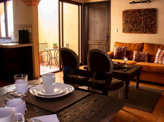 รูปภาพจากโรงแรม: All Suite El Marques de Antigua