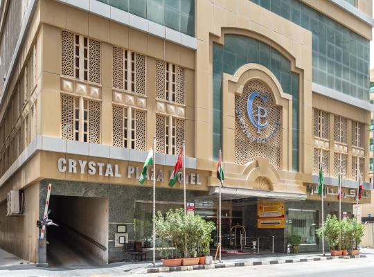 Фотографії готелю: OYO 122 Crystal Plaza Hotel