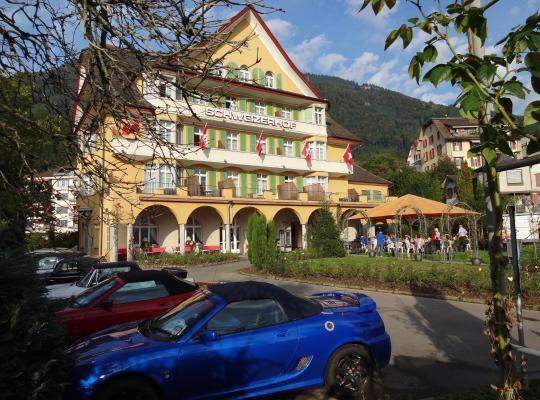 ホテルの写真: Hotel Schweizerhof