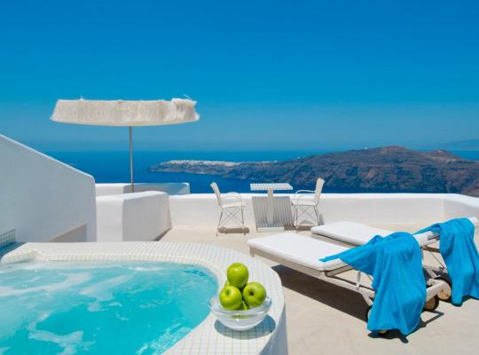 Foto dell'hotel: White Santorini Suites & Spa