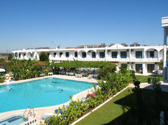 Hotelfotos: Garden Hotel