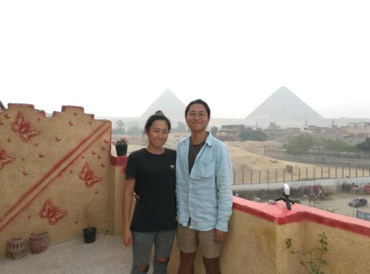 Хотел снимки: King Pyramids Hotel