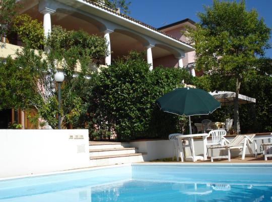 होटल तस्वीरें: Alla Panoramica