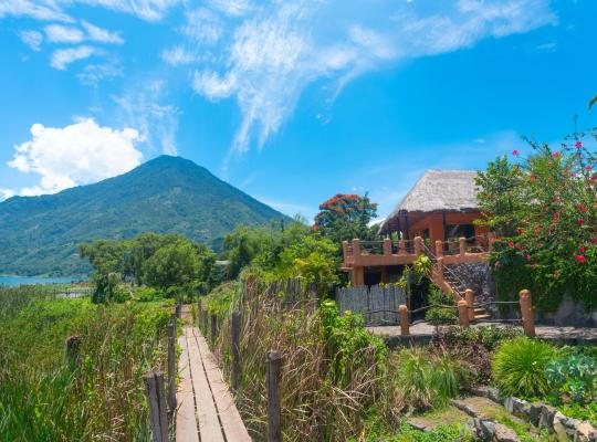 Hotel Valokuvat: Hotel y Restaurante Bambu