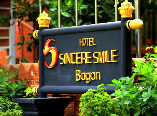 酒店照片: Hotel Sincere Smile Bagan