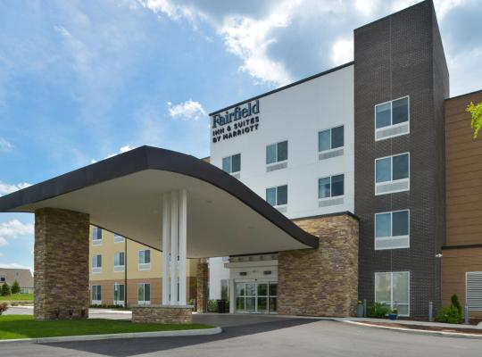 호텔 사진: Fairfield Inn & Suites by Marriott Columbus Grove City