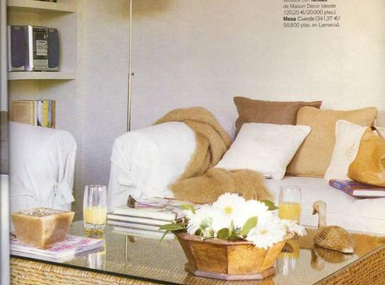 酒店照片: Casa a pie de Playa America con jardin privado y barbacoa