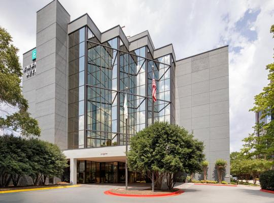 Фотографії готелю: Embassy Suites Atlanta Perimeter - Newly Renovated!