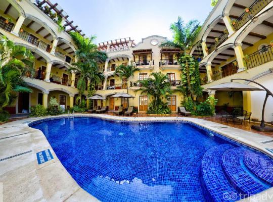 호텔 사진: Hacienda Real del Caribe Hotel