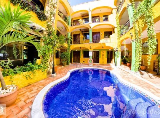 Képek: Hacienda Del Caribe Hotel