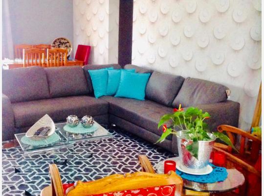 होटल तस्वीरें: Suite with bedroom, en-suite bath and private lounge