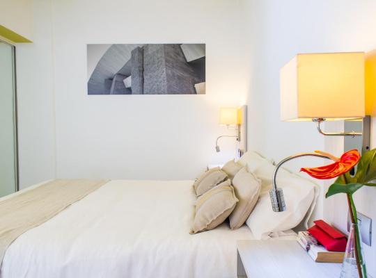 Φωτογραφίες του ξενοδοχείου: Aparthotel Udalla Park