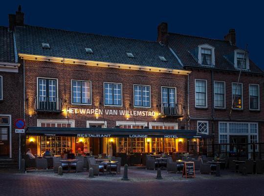 """Fotos do Hotel: """"Het Wapen Van Willemstad"""""""