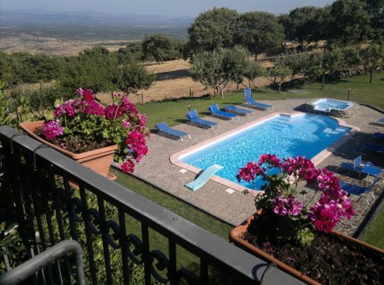 Otel fotoğrafları: Agriturismo Francadu