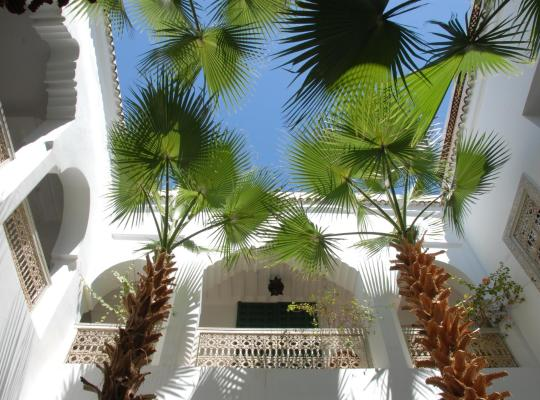 Хотел снимки: Riad Vert