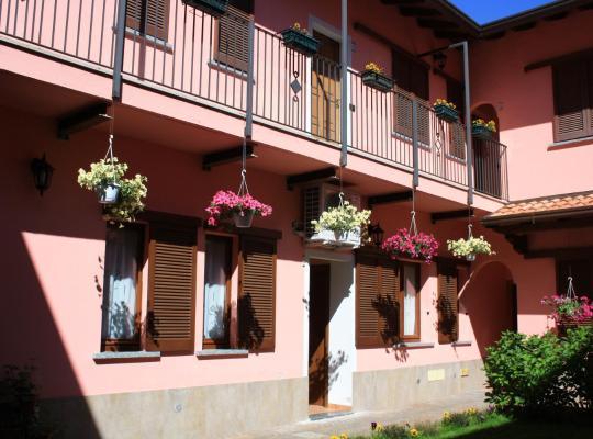 Φωτογραφίες του ξενοδοχείου: La Corte Albergo
