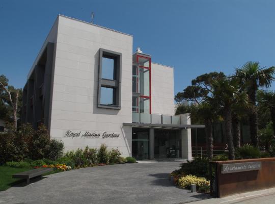 Фотографії готелю: Apartamentos Royal Marina Gardens