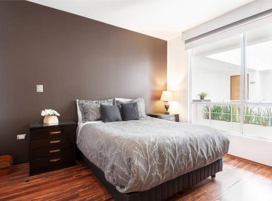 Ảnh khách sạn: Cómodo y Luminoso Depa, 2 estacionamientos privados!