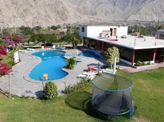ホテルの写真: Hotel Sol de Luna