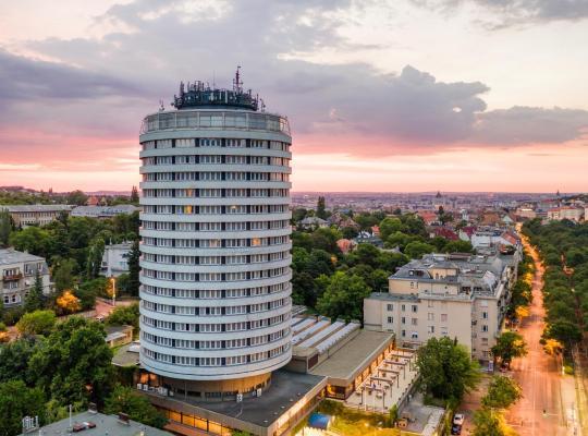 Фотографії готелю: Danubius Hotel Budapest