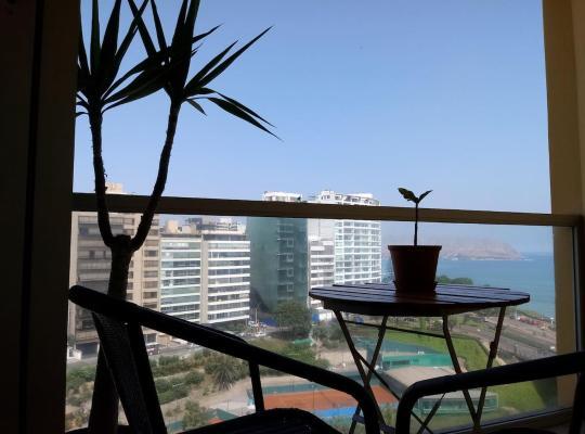 Hotelfotos: Beautiful Ocean view Apartment in Miraflores