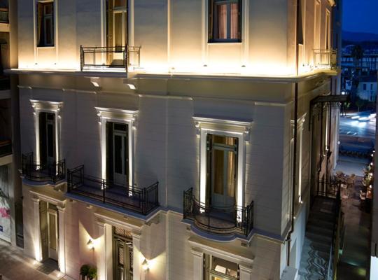 酒店照片: Marpessa Smart Luxury Hotel