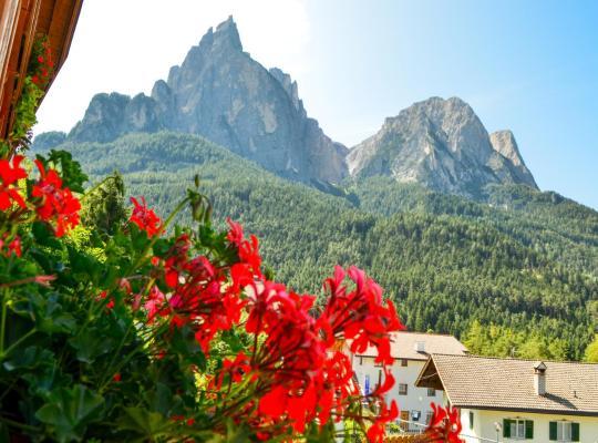 Otel fotoğrafları: Garni Alpin