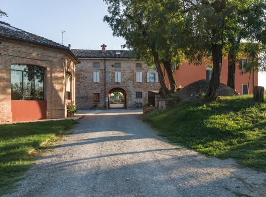 Hotel bilder: Agriturismo Battibue