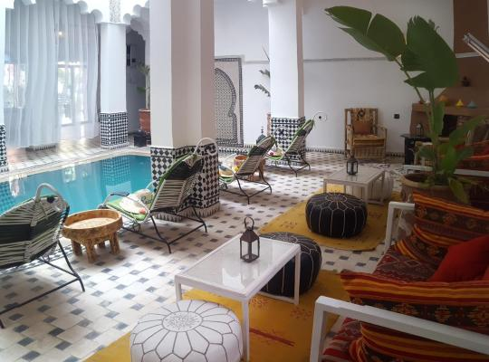酒店照片: Hotel Riad Amlal