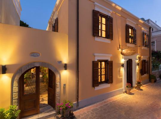 Фотографії готелю: Rodos Niohori Elite Suites Boutique Hotel
