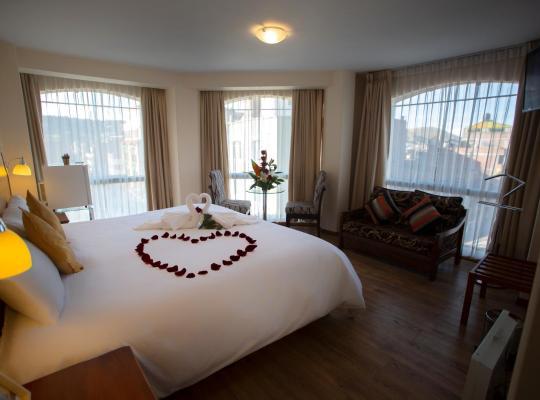 Хотел снимки: Sol Plaza Hotel