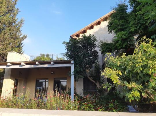 Otel fotoğrafları: Binya Villa at Jerusalem mountains