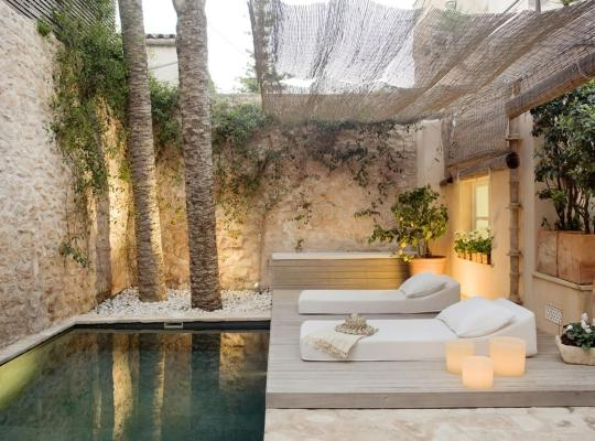 Φωτογραφίες του ξενοδοχείου: S'Hotelet de Santanyi