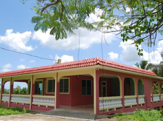 Hotel foto 's: Hacienda las Flores