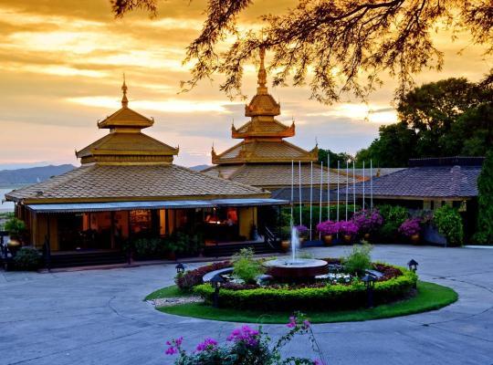 ホテルの写真: Bagan Thiripyitsaya Sanctuary Resort