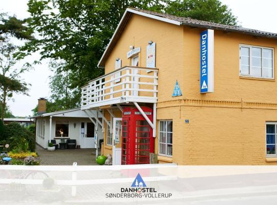 Hotellet fotos: Danhostel Sønderborg Vollerup