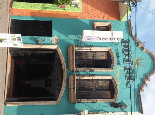 酒店照片: Hotel Posada del Agave